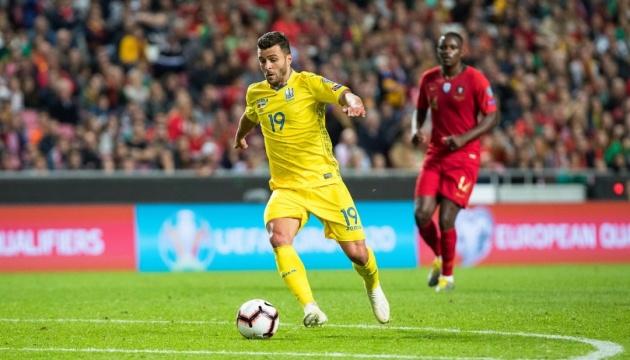 La UEFA confirma la legitimidad de las actuaciones de Moraes para la selección de Ucrania