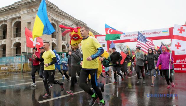 Киевский международный полумарафон в 2019 году соберет рекордное количество участников