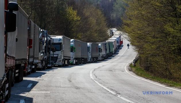 На кордоні зі Словаччиною — кілометрові черги через зламаний сканер