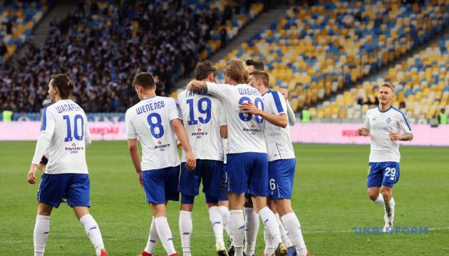 Змінився час початку матчу «Динамо» - «Брюгге»