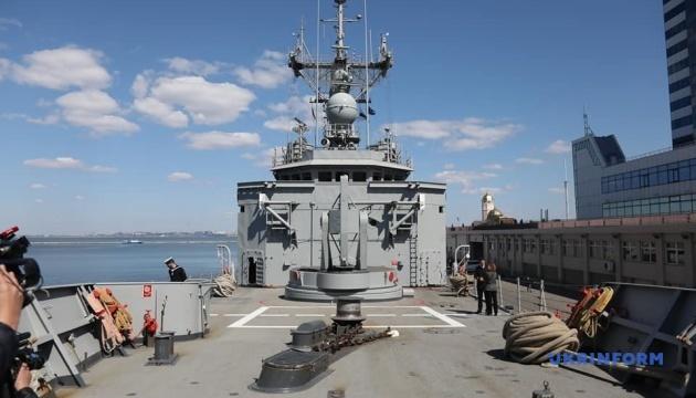 Штати вітають кораблі НАТО у Чорному морі