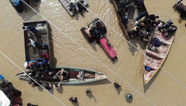 Наводнение на востоке Китая: погибли 6 человек, ещё один пропал без вести