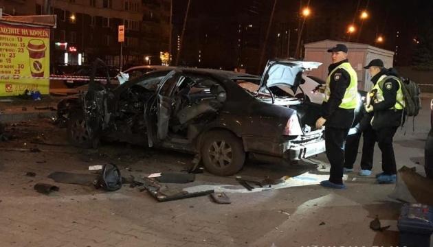 МОУ не підтверджує приналежність до військової розвідки власника підірваного авто у Києві