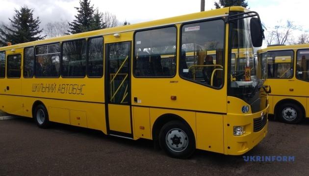 Чернігівський автозавод випускає шкільний автобус для дітей з інвалідністю