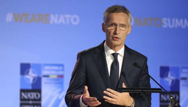 Stoltenberg: Ukraine's accession to NATO will take a longer time