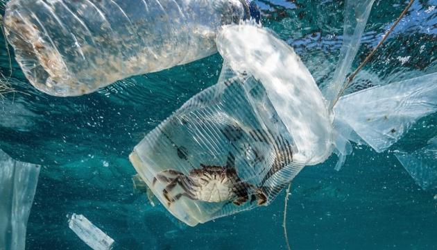 Правительство Японии поддержит розработку пластика, который растворяется в океане