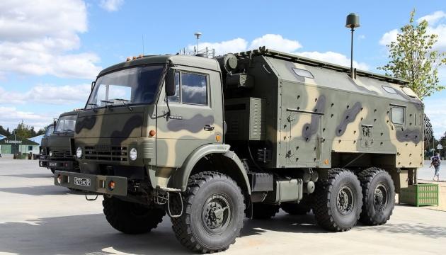ОБСЄ знову зафіксувала на Донбасі російський комплекс РЕБ