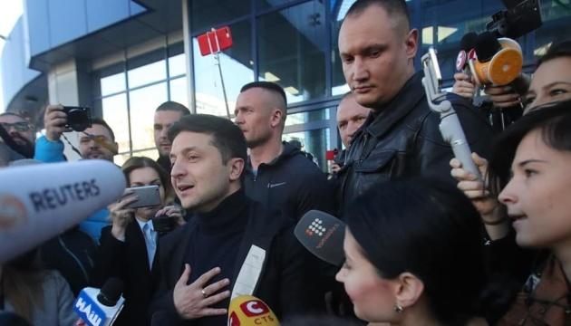 Медіарух закликає Зеленського дати прес-конференцію не пізніше 18 квітня
