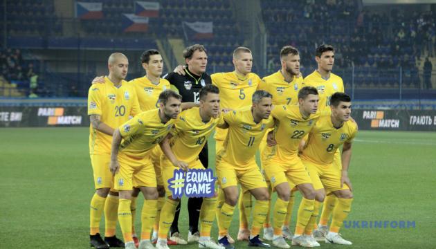 Збірна України зіграє спаринг з клубом «Дніпро-1» - ЗМІ