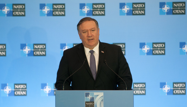 Pompeo urges Russia to reach out to Zelensky