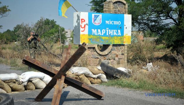 Zwei Kontrollposten an der Konfliktlinie in der Ostukraine bleiben am Samstag geschlossen.