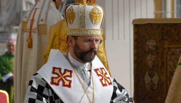 Патриарх Святослав о выборах: Украинцам важно отличить виртуальное от реального