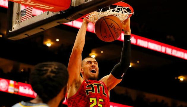 НБА: «Атланта» програла «Орландо», Лень набрав 9 очок