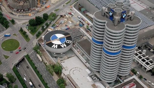BMW выделяет €1 миллиард на возможные штрафы за антиконкурентный сговор
