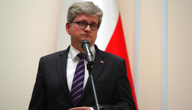 NATO powinno pomagać Ukrainie opierać się rosyjskiej agresji - szef polskiego Biura Bezpieczeństwa Narodowego