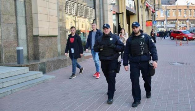 Kijowska policja zintensyfikowała patrole