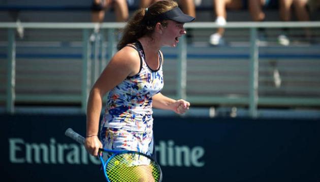 Українська тенісистка Снігур виграла турнір ITF в Японії