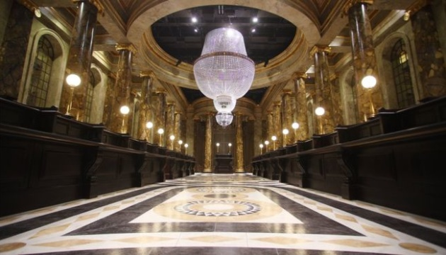 В музее Гарри Поттера открыли новую экспозицию — банк Гринготс