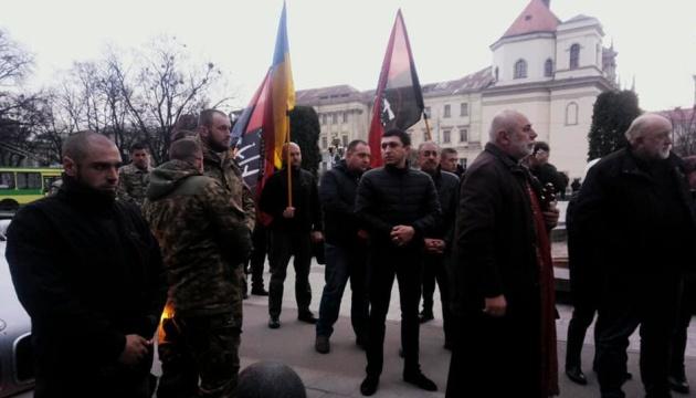 Загиблого в Авдіївці воїна поховали на Львівщині