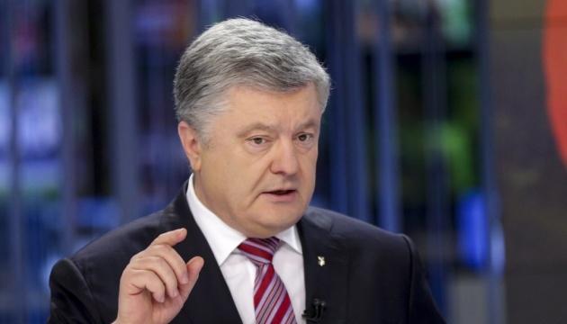 Poroschenko: Ukraine soll Errungenschaften der Revolution verteidigen