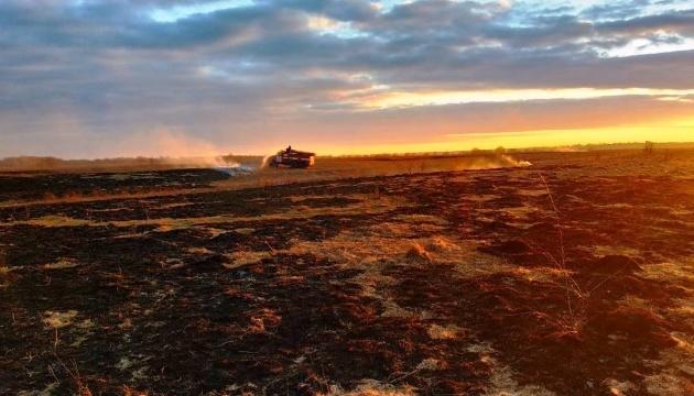 Чернігівщина б'є сумні рекорди - 86 пожеж за добу