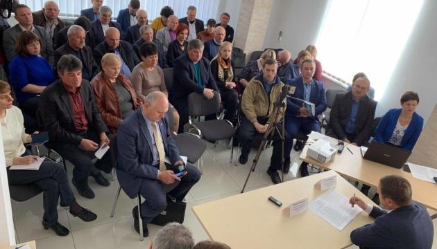 Громади Херсонщини просять облраду затвердити перспективний план формування ОТГ