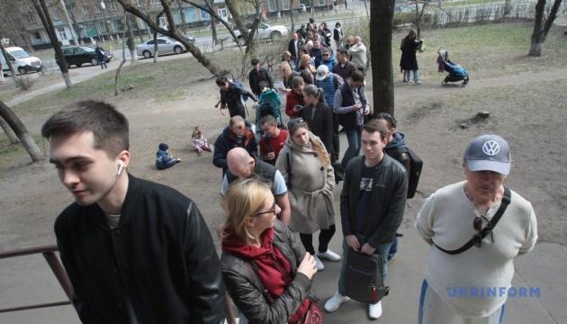 Перерегистрация избирателей: показатель 2014 года перекрыт вдвое