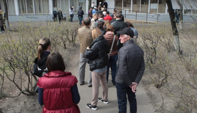 Over 6,000 Crimeans change place of voting in Ukrainian presidential election