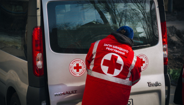 Red Cross sends 38 tonnes of humanitarian aid to occupied territories in Donbas