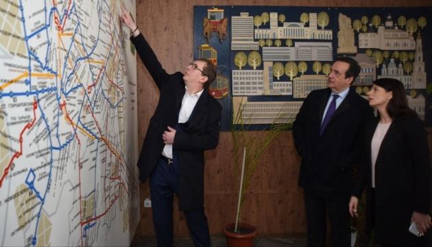 Харків отримає кредит 21 мільйон євро на створення Ситуаційного центру безпечного руху