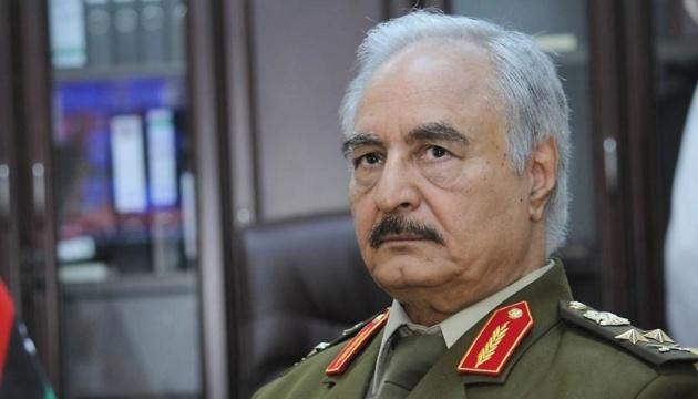 Лівійський генерал Хафтар погрожує Туреччині