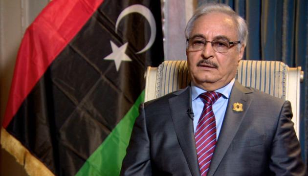 Сили генерала Хафтара повідомили про збиття турецького дрона