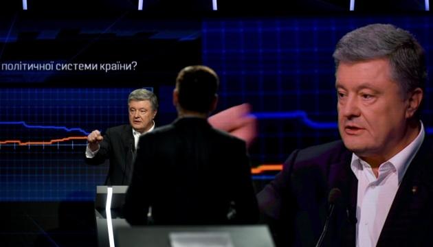 Конкретніше, пане Порошенко: «свіжі» враження від «Свободи слова» на ICTV