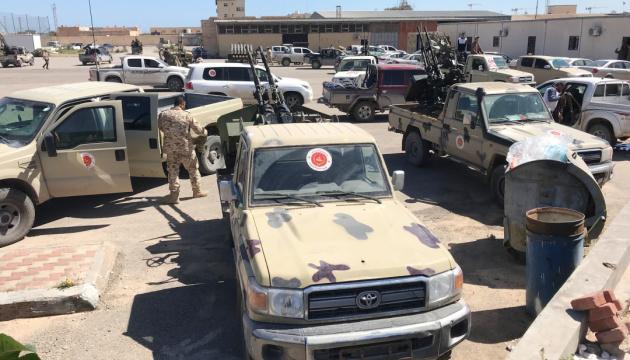 Лівійські бунтівники звільнили з полону двох журналістів