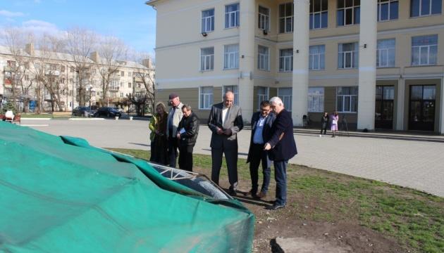 У Сєвєродонецьку після дев'ятирічної перерви запускають світломузичний фонтан