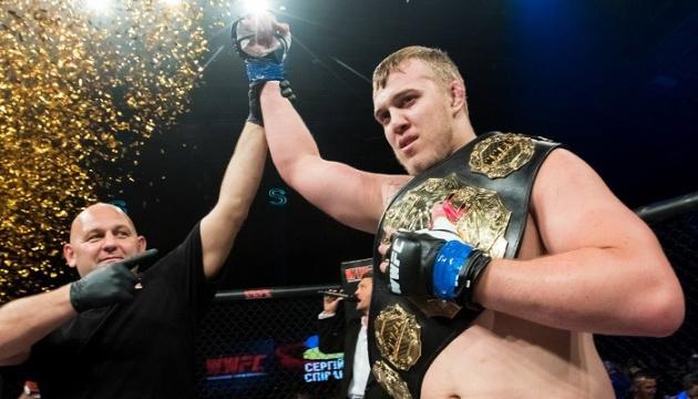 Український чемпіон WWFC Сергій Співак проведе дебютний бій в UFC