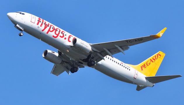 Pegasus Airlines открыла продажи билетов на рейс Киев – Бодрум