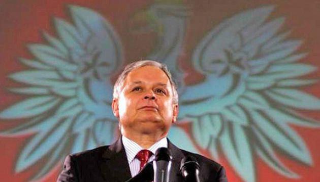 Партія Качинського перемагає на виборах до Європарламенту в Польщі