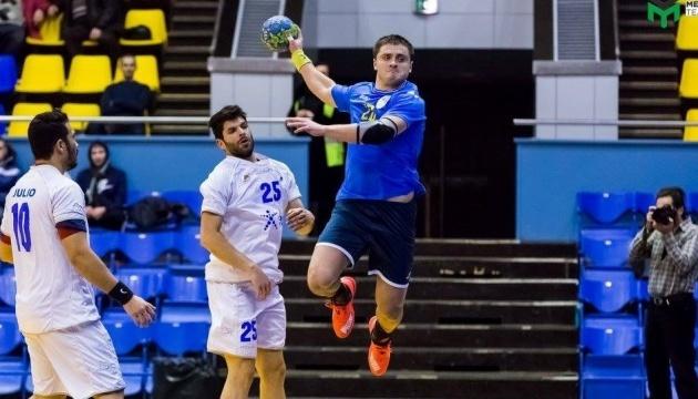 Чоловіча збірна України з гандболу перемогла Фарери у відборі Євро-2020