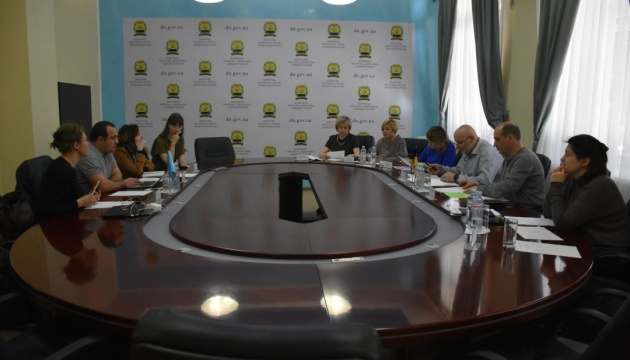В Краматорске представители ЮНИСЕФ обсудили поддержку пострадавшим детям