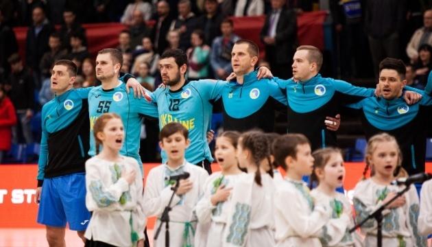Гандболістам України не вдасться вийти на Євро вже після квітневих матчів