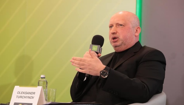 Turchynov: Russia's Security Service and General Staff should be recognized as terrorist organizations