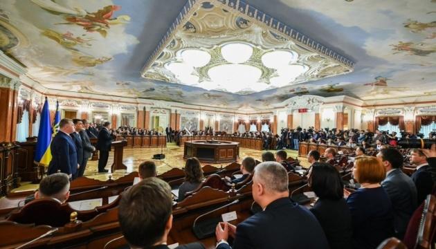 В Совете Европы высоко оценили результаты конкурса в Антикоррупционный суд