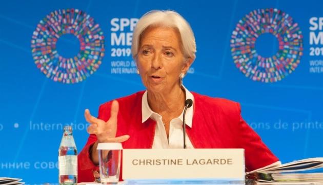 Лагард назвала ситуацію з Китаєм і США загрозою світовій економіці
