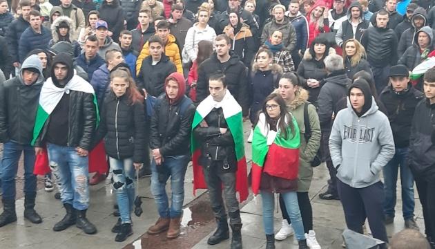 У Болгарії через протести поліція заблокувала Габрово - ЗМІ