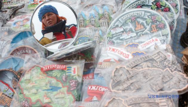 Ужгород привлекает туристов – не сакурами едиными