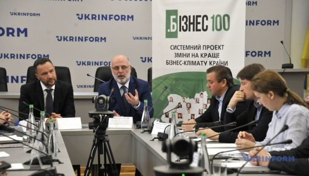 Український бізнес об'єднує зусилля для підтримки економічних реформ. Підписання Меморандуму
