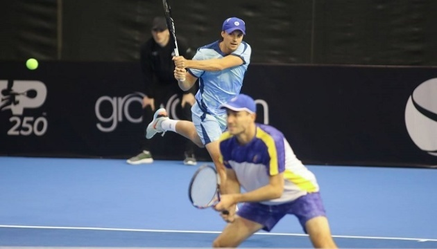Український тенісист Молчанов боротиметься за парний титул турніру ATP в Італії