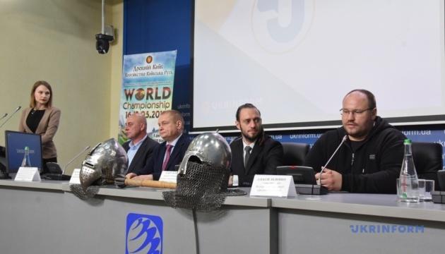 Чемпіонат світу з середньовічного бою IMCF: оголошення країн-учасниць та результатів жеребкування