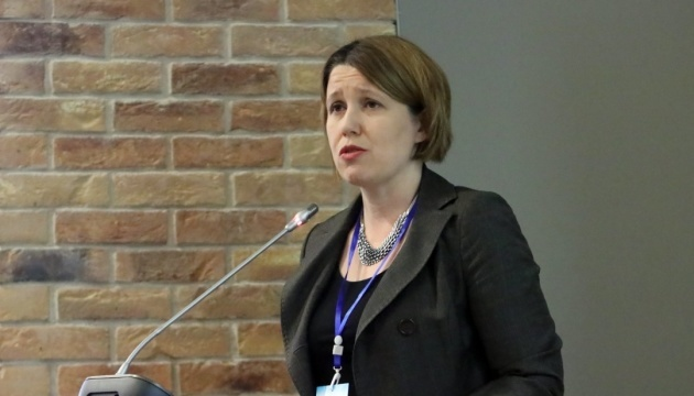 Embajadora: El Reino Unido apoya las aspiraciones euroatlánticas de Ucrania